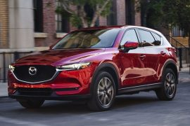Report: 2019 Mazda CX-5 turbo on the way?
