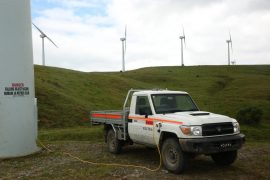 BHP deploys fully electric Toyota LandCruiser utes at Olympic Dam