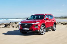 2019 Hyundai Santa Fe pricing announced, on sale now