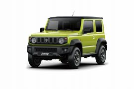 2019 Suzuki Jimny confirmed for Australia- arrives Q1, 2019