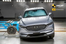 2019 Mazda CX-8 and Volvo XC40 get 5 star ANCAP ratings