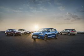 2019 Ford Focus Australian range and specifications revealed