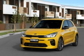 2019 Kia Rio range debuts, sporty GT-Line added
