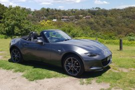 2019 Mazda MX-5 Roadster GT Review