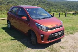 2019 Kia Picanto S review