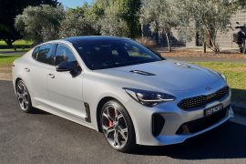 2019 Kia Stinger GT Review