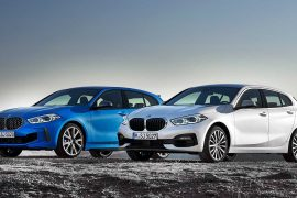 2020 BMW 1 Series revealed, more space, more tech and hot M135i
