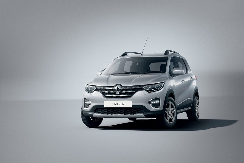 Best 7 Seater Suv >> 2020 Renault Triber 7-seat SUV debuts in India   Top10Cars
