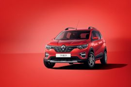2020 Renault Triber 7-seat SUV debuts in India