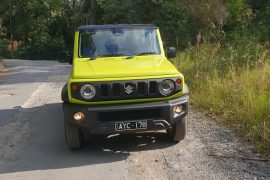 2019 Suzuki Jimny Auto 4×4 review