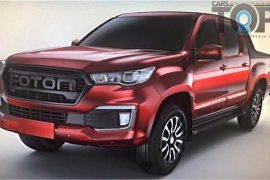 Exclusive: 2021 Foton Tunland revealed, coming to Australia
