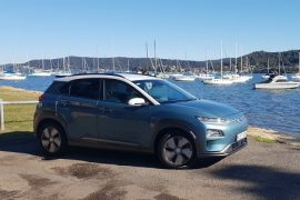 2019 Hyundai Kona Highlander Electric Review