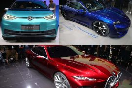 Top 10 Cars of the 2019 Frankfurt Motor Show