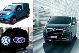 Top 10 Best new vans on sale in Australia for 2020-2021