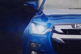 2020 Isuzu D-Max unveiled in Bangkok
