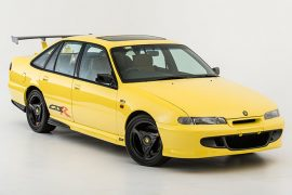Top 10 rare HSV (Holden Special Vehicles) cars