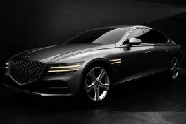 2021 Genesis G80 revealed with elegant new design